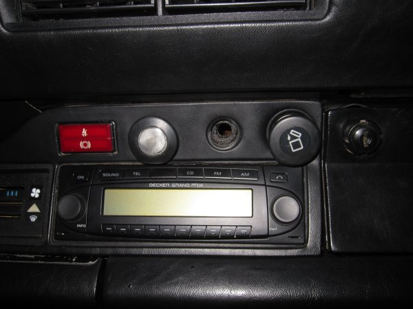 cover for fog light switch? - Pelican Parts Forums